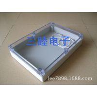 经济型户外端子接线盒 塑料透明盖防水盒2-168:290*210*60MM