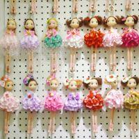 新款首发韩版25cm迷糊娃娃公仔挂件搪胶娃娃婚庆生日促销多款多色