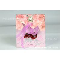厂家定做化妆品包装盒 彩盒印刷纸盒 定制玫瑰精油纸盒礼品纸盒