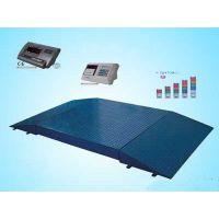 SCS-80吨地磅电子秤价格,80吨的花纹钢板电子地磅批发价格