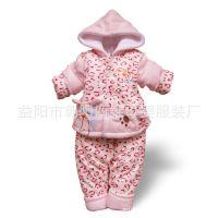 韩版新款 库存没有 宝宝棉衣 婴儿棉衣 棉袄 儿童棉衣套装