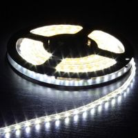 LED滴胶防水3528超亮灯带低压软灯条五米