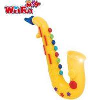 英纷魔音萨克斯 大喇叭大号角 吹奏乐器音乐玩具2049-NL 礼物