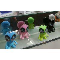 厂家直销 ET外星人蓝牙音箱 迷你插卡便携式多媒体时尚桌面音响