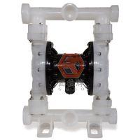 QBY3-50SF边锋固德牌 塑料气动隔膜泵输送化工原料耐酸碱耐腐蚀
