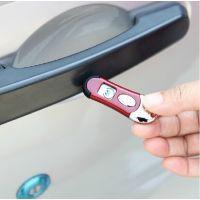 百欣 汽车静电消除器防静电钥匙扣 人体除静电棒 汽车内饰用品
