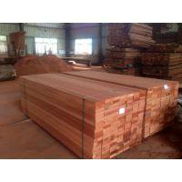 湖北柳桉木栏杆|武汉红柳桉木防腐木地板廊架厂家
