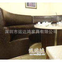 家具厂供应餐厅大排档多人圆桌/火锅桌【价格优惠】