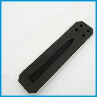 翻盖笔盒 终端销售包装盒 定做LOGO 塑料笔盒子 透明塑料包装盒