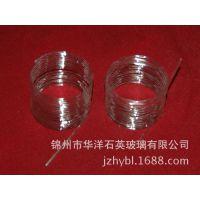 专业供应 石英毛细管 石英玻璃异形管 辽宁石英玻璃管