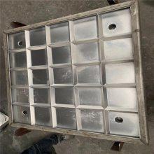 昆山市金聚进方形不锈钢井盖制造厂家特卖