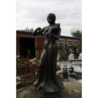供应铸铜人物雕塑 人物铜像加工 北京铜雕厂家 铜像加工厂