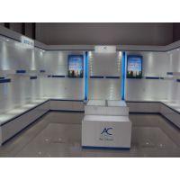 供应小家电展示柜 空气净化器陈列柜 各类产品柜子 中岛柜 免漆烤漆防火板