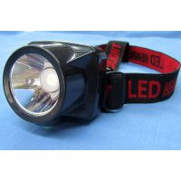 推荐供应安全可靠LED割胶灯 809-12锂电充电头灯 室外照明灯具