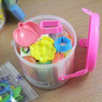 真彩 橡皮泥12色橡皮泥 环保无毒无味儿童彩泥玩具工具套装2396