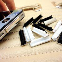 DIY配件数据口防尘塞 金属可DIY配件 手机iPhone ipad通用