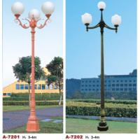 供应道路灯欧式庭院灯高杆灯景观灯LED多头中杆灯