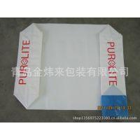 PE自动灌装袋阀口袋立体袋FFS袋青岛金炜来包装有限公司