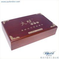 木盒加工厂家 供应木制茶叶盒 桦木皮盒茶叶礼品盒 木制工艺品