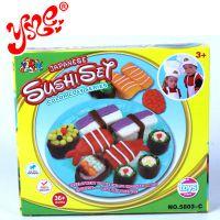 儿童DIY玩具创意彩泥3d橡皮泥安全面粉软陶泥豪华礼盒装带模具