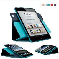 热销款 iPadMini2 休眠皮套 iPad迷你超薄旋转保护套 迷你保护壳