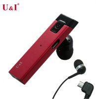 供应 U&I 运动音乐蓝牙耳机 双咪无线通用多彩金属立体声