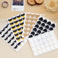 厂家直销韩国文具 相册DIY必备角贴 照片贴 相片贴 24枚 复古纸质