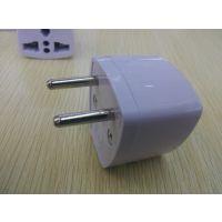 欧规欧标转换头 旅行转接头 欧标插座转接头 电源插头电源转换头