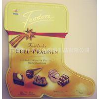 定制各种时尚精美朱古力巧克力食品包装类礼品彩盒纸盒异型盒