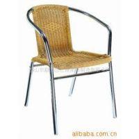 供应藤编酒吧咖啡椅/庭院花园阳台椅/茶园户外休闲椅/户外家具藤椅子