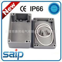 125*80*55铝合金抗老化防水盒 电缆接线盒 优质暗线盒 电子仪表盒
