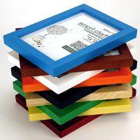 林林实木相框挂墙摆台7寸创意12寸照片框组合8寸相架6寸10寸相片