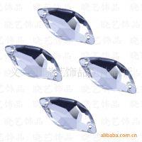 玻璃钻批发玻璃钻扣 异形 玻璃水晶钻 玻璃钻纽扣 异形手缝玻璃钻