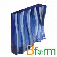 供应透光板浮雕纹理、生态树脂板
