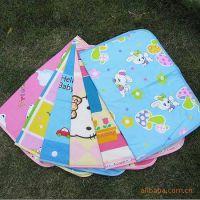 聪贝系列婴儿隔尿护理垫,婴儿尿垫,竹纤维防水透气隔尿床垫9009