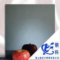 售楼处灰色不锈钢批发 售楼处装饰电镀灰钢 灰钢装饰材料