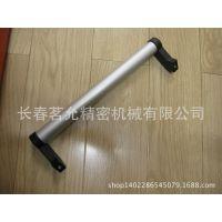 供应德国GANTER品牌倾斜管状手柄GN333 铝管倾斜管状拉手厂家直销
