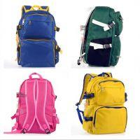 供应韩版双肩书包 时尚包潮流男女学生书包 帆布背包旅行潮包厂家