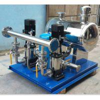 周口变频供水设备价格 无负压供水设备 周口开源不锈钢组合式水箱