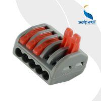 供应导线端子SP-222-415 德国万可接线端子 软硬线万能连接线端子