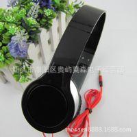厂家批发SOLO耳机图案DIY头戴式耳机 盒装礼品耳机可定制客户logo