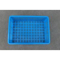 供应575-190筐塑料筐 周转箱塑料周转筐批发厂家 常州塑料周转箱