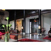 供应古典中式装修中式会所设计高档别墅设计中式风格