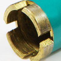 厂家供应金刚石工程薄壁钻锋利型水钻头可定制 直径32*370mm