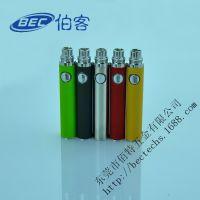 供应佰特五金 2014迷你型 电子烟厂家直销锂电池烟杆 900mah EVOD电池