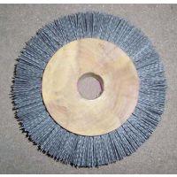 直销建辉5288-7平形钢丝轮 平行磨料丝刷 平行铜丝轮 木材打磨抛光平行轮