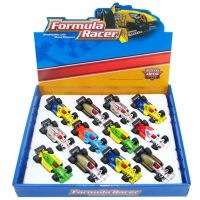 厂家直销批发儿童玩具合金F1赛车滑行力控车模