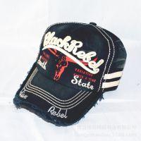 2015春季新款Hard Caps刺绣印花男女士棒球帽水洗户外运动太阳帽