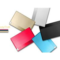 供应爱流浪品牌超薄卡片移动电源 外贸 礼品热销移动电源
