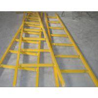 环县生产玻璃钢绝缘单梯 PX-JYT-2米全绝缘单梯价格